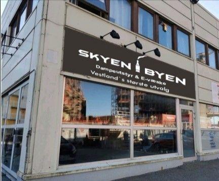 Ny butikk på Sotra