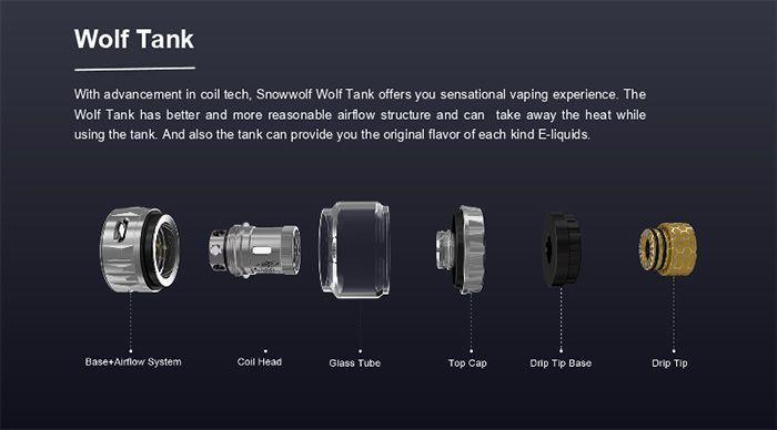 Snowwolf Mfeng Kit