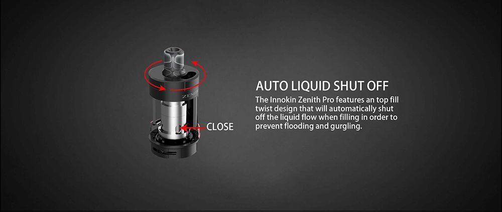 Innokin Zenith Pro Tank