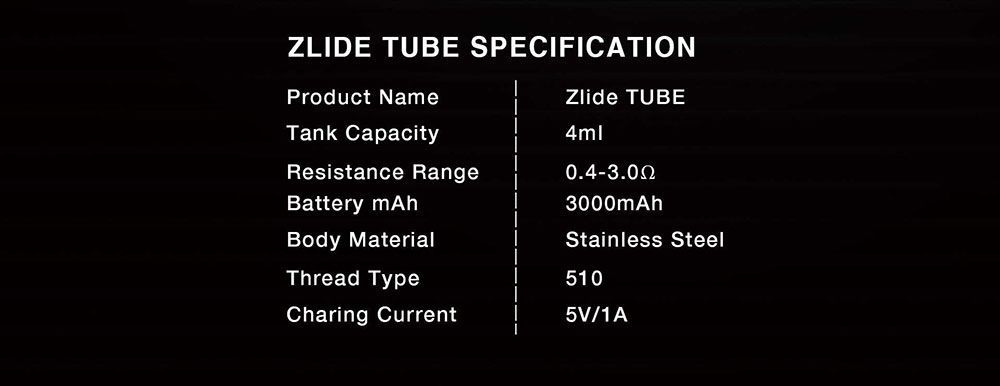 Innokin Zlide Tube