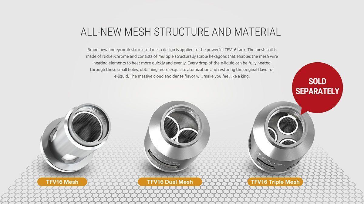 Smok TFV16 Mesh coil