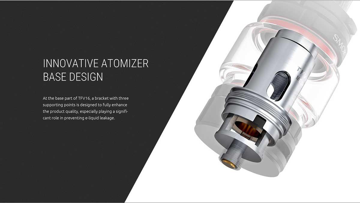 Smok TFV16 Dual Mesh coil