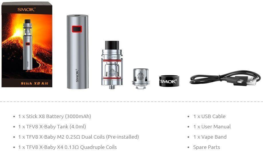Smok Stick X8 Kit
