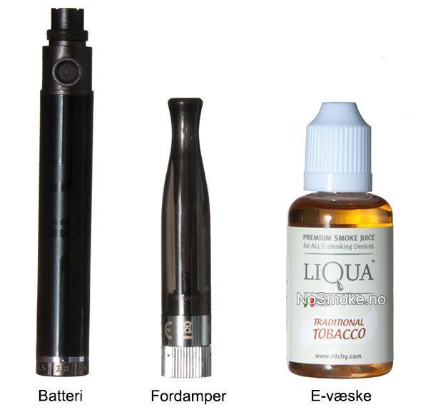 e-sigarett