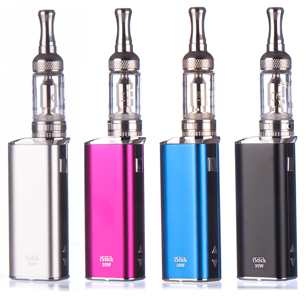 komplette E-sigarett sett