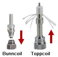 toppcoil vs bunncoil